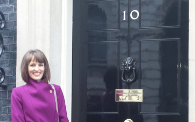 Keystone's dedicated Small Business Saturday day and a trip to Downing Street