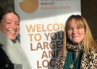 Peterborough Biscuit 2018