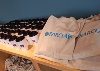 Barclays sponsorship, NEN Annual Conference 2018
